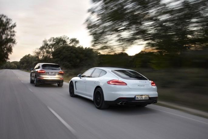 Porsche E-Challenge 3