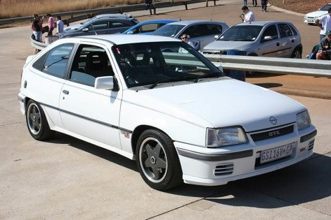 Opel Kadett GSI 16v Superboss