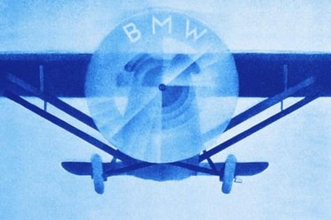 BMW Logo Plane 750x5001