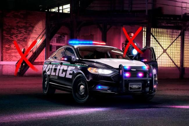 Permalink to Ford dice que la patrulla del futuro será autónoma, con inteligencia artificial y no necesitará oficiales
