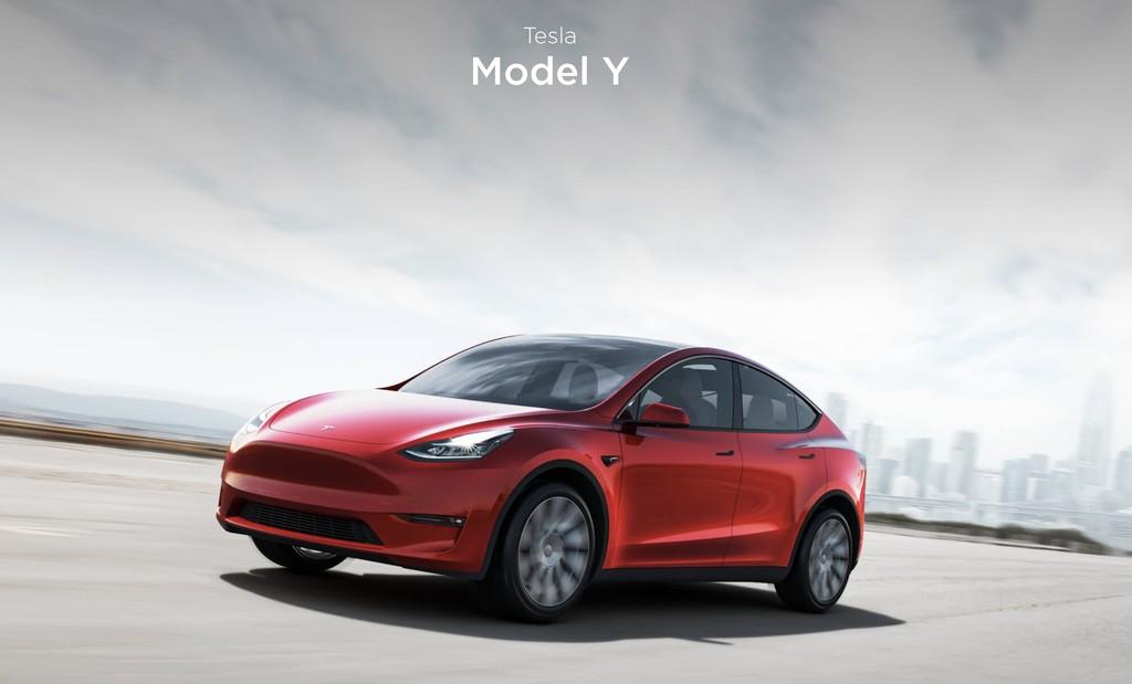 El Tesla Model Y es oficial, un SUV compacto con 483 km de autonomía desde 39.000 dólares: el 'S3XY' de Elon Musk se hace realidad