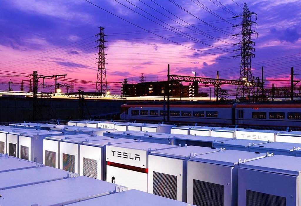 Tesla estrena en Japón un nuevo sistema de baterías Powerpack, el primero del país y el más grande de Asia, según la compañía