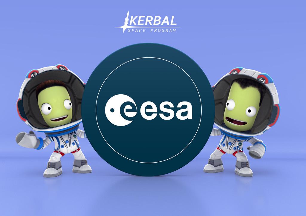 La ESA llega a'Kerbal Space Program': se podrá construir una réplica del Ariane 5 y jugar a misiones espaciales reales