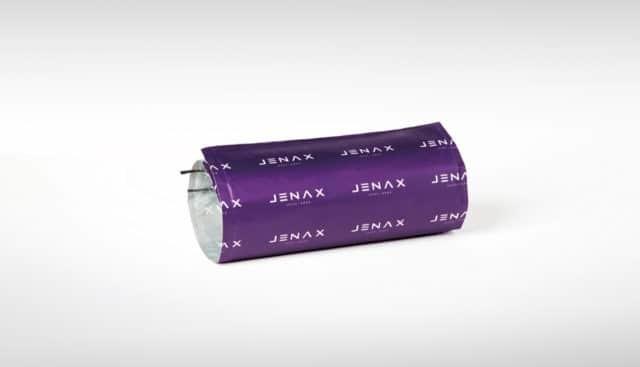 Así es la renovada batería ultra-delgada, enrollable y no inflamable de Jenax