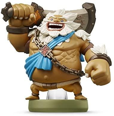 Nintendo Amiibo Daruk Goron Champion