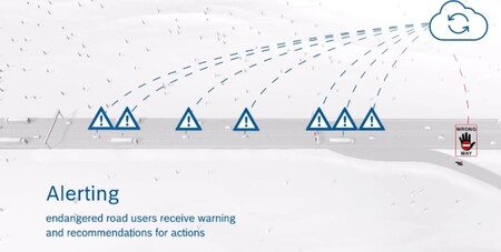This mobile application promises to detect the 'kamikaze drivers' and prevent the rest of the cars to avoid accidents