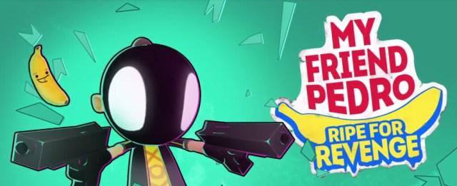 'My Friend Pedro: Ripe for Revenge' llega a los móviles: sangre, saltos, balas y acción a las órdenes de un plátano