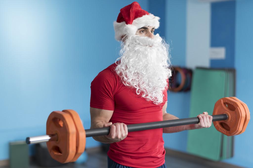 En forma en 15 minutos en Navidad: entrenamiento de brazos en casa