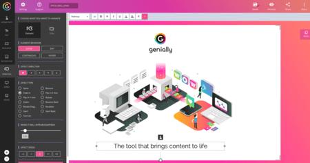 Editor de Genially