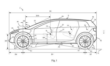 Dyson Electric Car 1