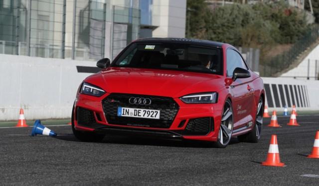 Audi Sportscar Driving Experience 2017