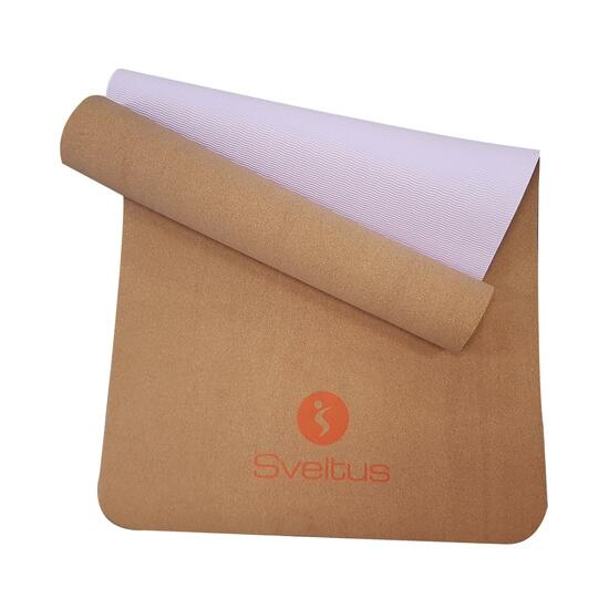 Sveltus Cork Yoga Mat