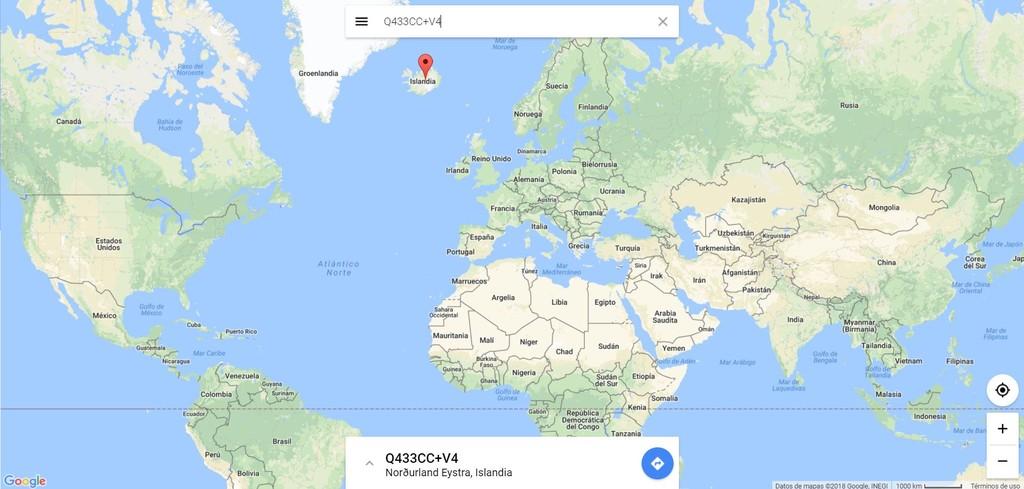 Codigos Plus Google® Maps Web