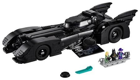 Lego 1989 Batmobile 7