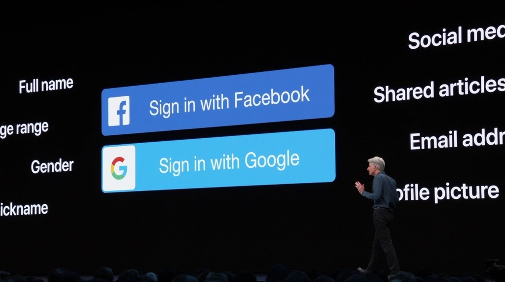 "En Google elogian 'Sign in with Apple', dicen que es ""mejor para Internet"""