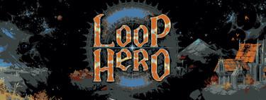 El juego indie 'Loop Hero' se ha convertido en uno de los mayores éxitos inesperados de 2021: así funciona su heroico viaje infinito