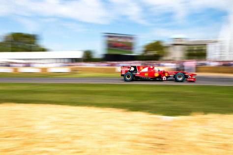 El Goodwood Festival of Speed 2017 celebrará el 70 aniversario de Ferrari