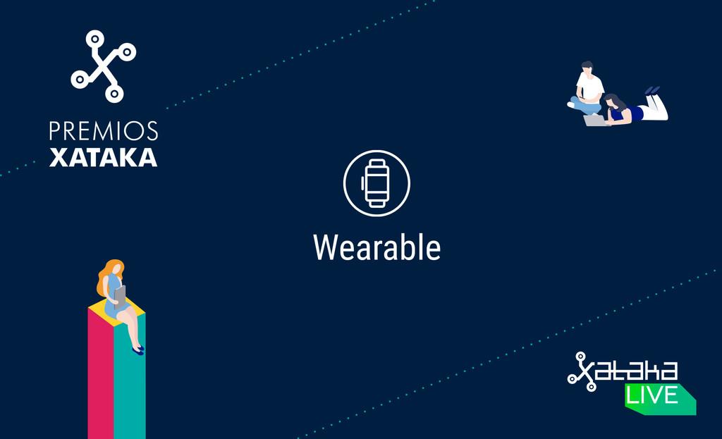 Mejor wearable: vota en los Premios Xataka 2018