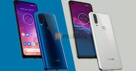 Motorola One Vision Vs Action Portada