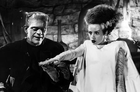 La Novia Frankenstein Pelicula Terror Youtube