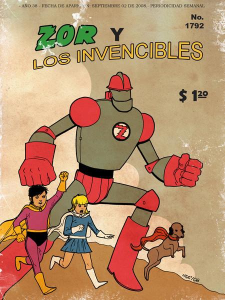 Zor Y Los Invencibles By Fito Mtz
