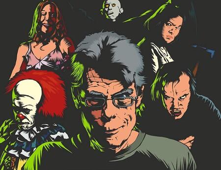 Stephen King Guia Ilustrada Del Maestro Del Terror