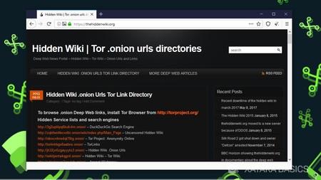 Ein verstecktes Wiki