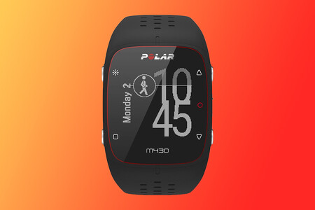 The Polar M430 sports watch with GPS is reduced to less than 100 euros on Amazon