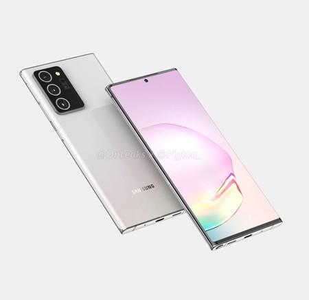 Galaxy Note20 Plus Onleaks 01