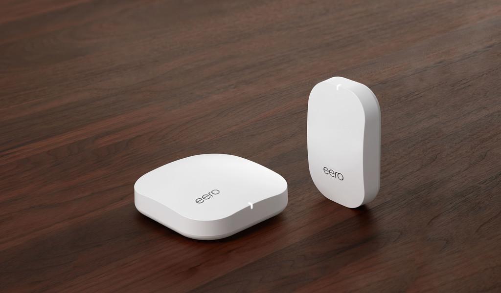 Amazon compra al fabricante de sistemas WiFi Mesh Eero, y su plan para dominar el hogar conectado sigue adelante
