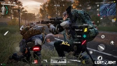 Lost Light para Android, el nuevo shooter en tercera persona, iniciará sus pruebas a finales de enero