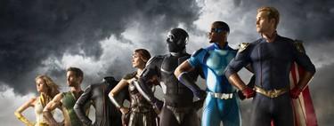 'The Boys' es la sátira anti-superhéroes más salvaje y actual de la televisión