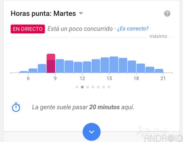 Google en directo