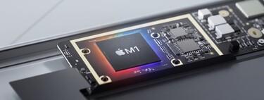 La potencia, el consumo y la eficiencia del procesador Apple M1, a prueba: un antes y un después en números y en uso real