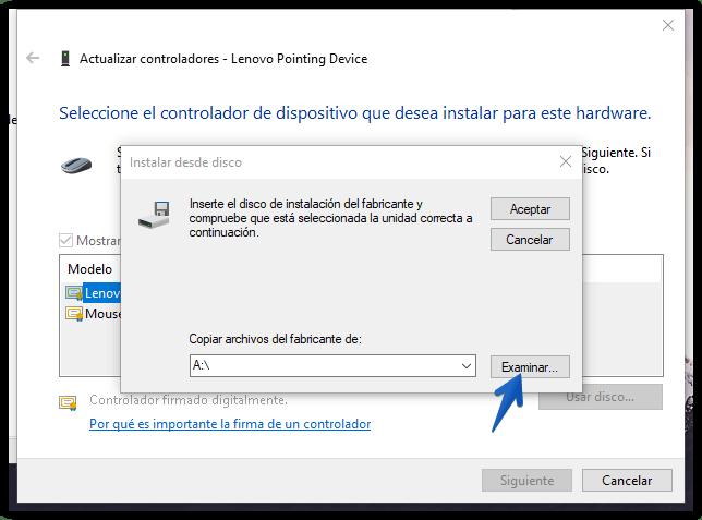Actualizar Controladores Lenovo Pointing Device 2017 08 28 14 50 10