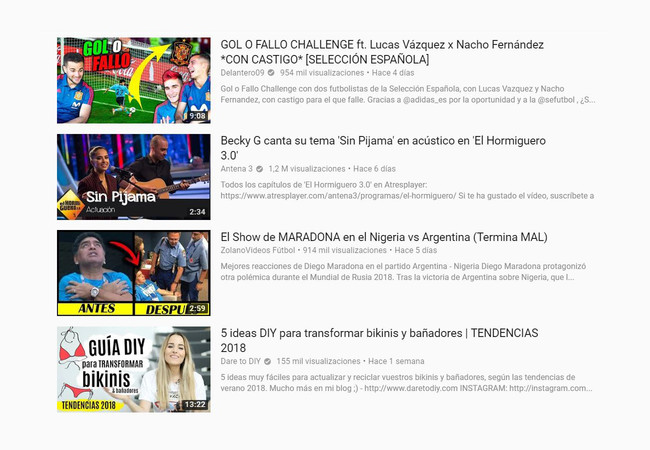 Miniaturas Personalizadas Youtube