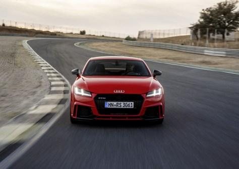 Audi TT RS Prueba 32
