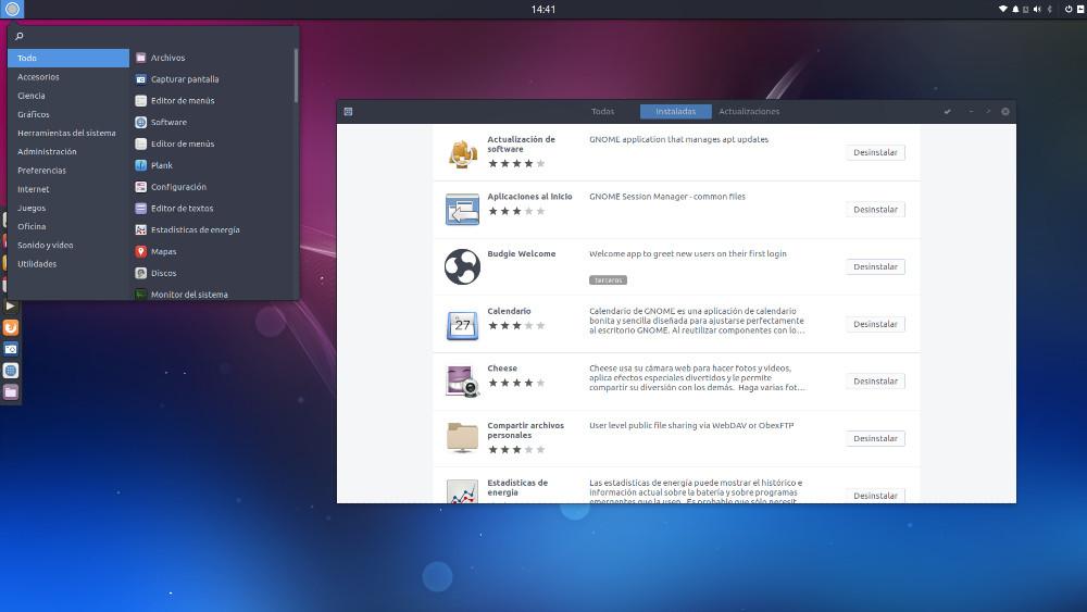 Ubuntu Budgie 5