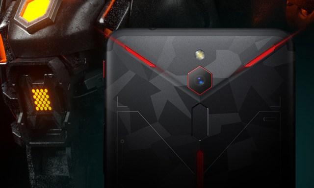 Nubia Red Magic 2, así será el movil gaming con 10 GB de memoria RAM y refrigeración híbrida