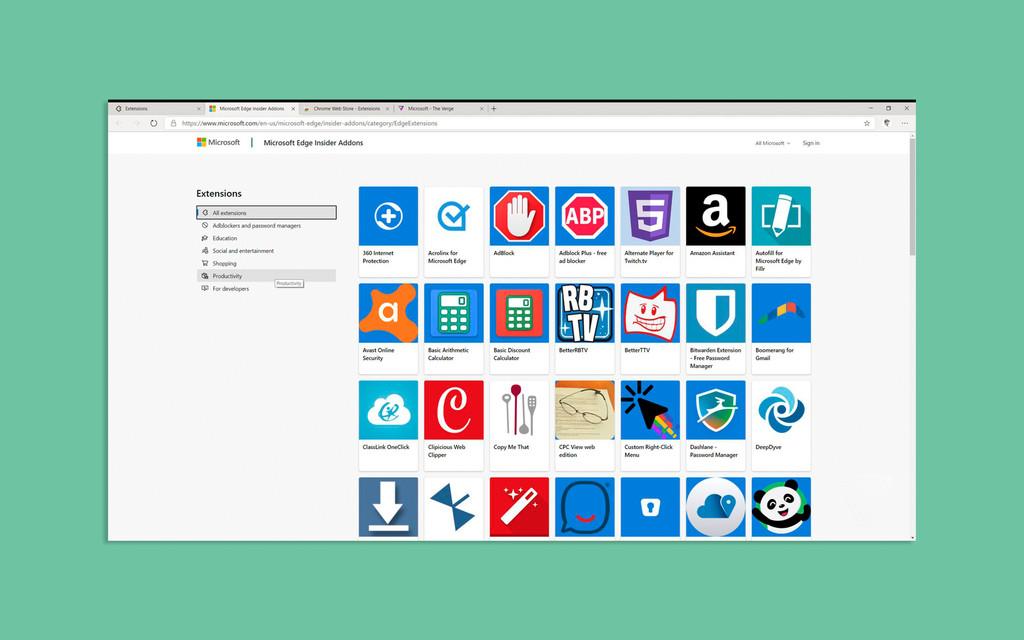 Nuevas imágenes del nuevo Microsoft Edge basado en Chromium muestran un navegador que ya tiene más personalidad