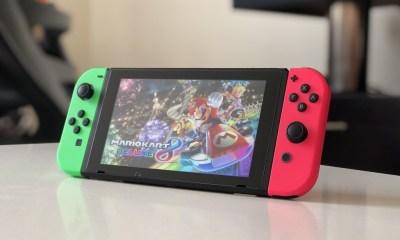 Nintendo ya vendió más Switch en Norteamérica que Wii U en todo el mundo