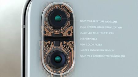 Iphone X Doble Camara Interiores