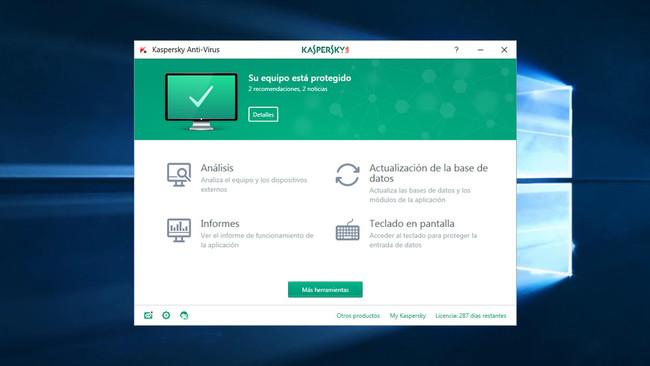 Permalink to Microsoft y Kaspersky hacen las paces, la próxima versión de Windows 10 será más amigable con otros antivirus