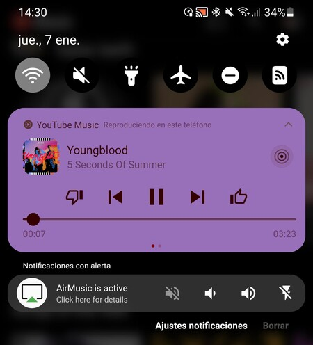 With AirMusic you can share music through AirPlay, DLNA, Fire TV and more if you have Android 10 or higher