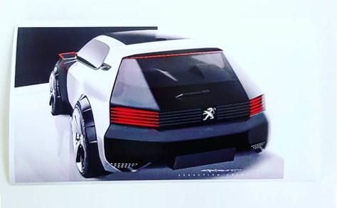 Peugeot 205 GTI 2017