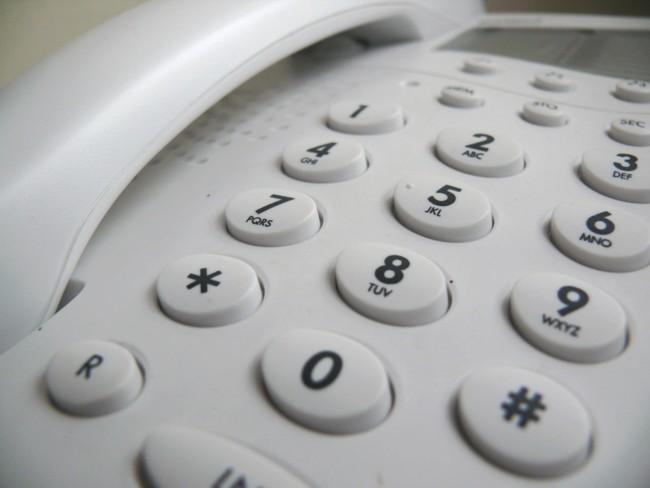 La muerte del numero de información telefónica
