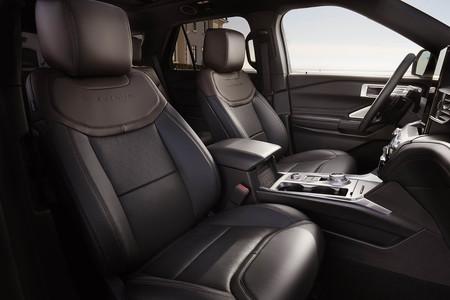 Ford Explorer 2020 Interior