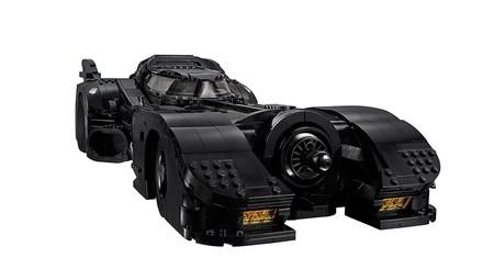 Lego 1989 Batmobile 9