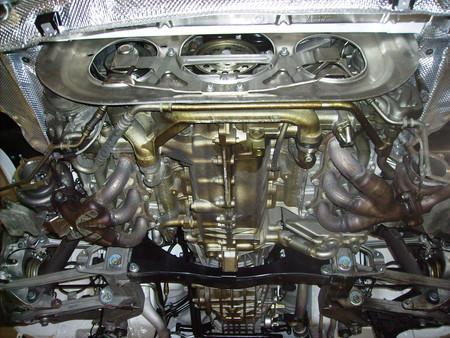 Motor Boxer Porsche 911