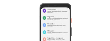 Android 12 launches the 'Security and emergency' menu in its settings: this is what you will find inside